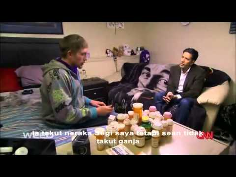Dr  Sanjay Gupta   'WEED' Documentary With Malay Subtitle