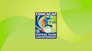 Grupo Line Futsal (CRC) vs Sporting Outlaws (CAN) | CFCC2017