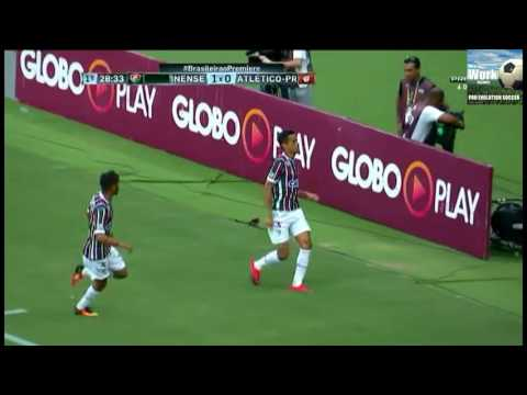 Fluminense 1 x 1 Atletico PR, Melhores Momentos, Brasileirão 2016