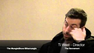 Ti West interview - The Sacrament