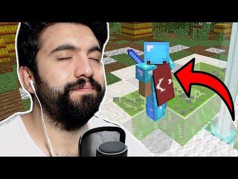 FULL ELMAS SET DÜŞMEK !?!? | Minecraft: CAKE WARS