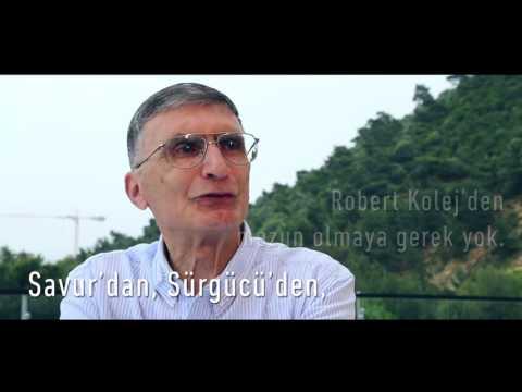 """Aziz Sancar: """"İnsanlığa katkı için Robert Kolej'den mezun olmaya gerek yok"""""""