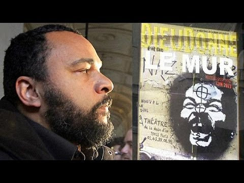 Ban on French comic Dieudonne upheld after appeal