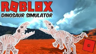 Roblox Dinosaur Simulator - AFTER SO MANY WEEKS! (New Update!)