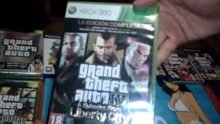 My GTA Collection. 21 Diferent Games.