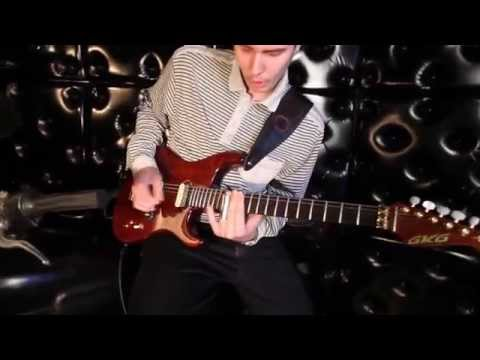 Mind Blowing Guitar Solo Anton Oparin wrote for Room 4