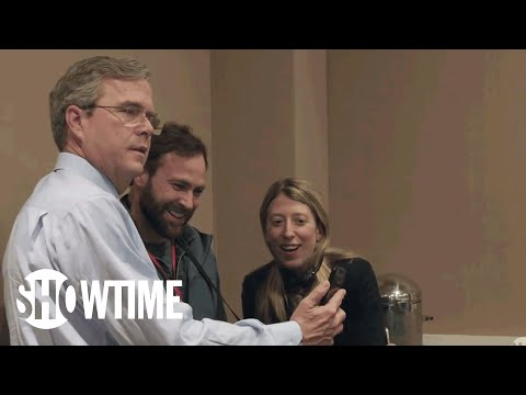 Jeb Bush Comments on Campaign Language | THE CIRCUS | SHOWTIME