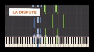 Yann Tiersen - La Dispute (Synthesia Tutorial) Melodica & Piano