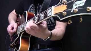 Tune from Talking Jazz Guitar DVD