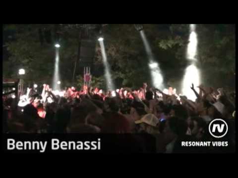 Benny Benassi DEMF 2009