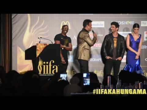 BLOCKBUSTER Full Video of IIFA Opening Press Conference New