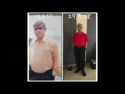 Dr K K Goel cured his 40 yrs old ankylosing spondylitis without medicine