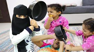 آخر فطور في رمضان!!