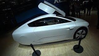 Гуляем по Дрездену, Германия. Выставка электромобилей Volkswagen