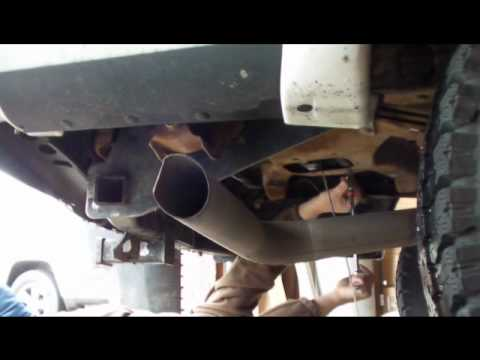 Ford Pickup Spare Tire Solution Youtube
