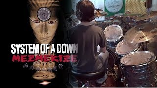 kyle abbott system of a down byob drum cover