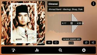 Ahmad Band - Ideologi Sikap Otak (HQ Audio Full Album)