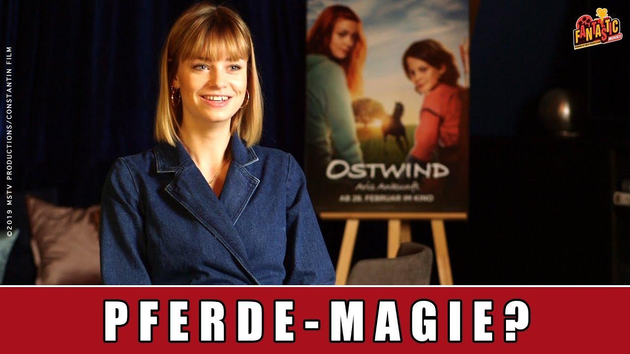 Ostwind: Aris Ankunft - Interview - Pferde-Magie? I Hanna Binke I Amber Bongard I Marvin Linke
