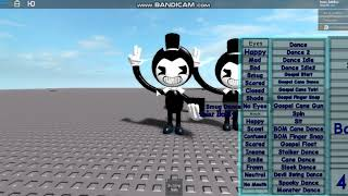 Blue and me Solar Bendy G.O.D   Roblox