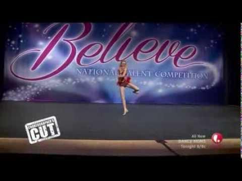 Hear Me Roar - Chloe Lukasiak - Full Solo - Dance Moms: Choreographer's Cut