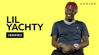 Lil Yachty 'Peek A Boo' Official Lyrics & Meaning | Verified