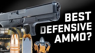 Is This The BËST Self Defense Ammo You Should Be Using?