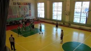 06.11.2011 Basketball Ramenskoe-Istra