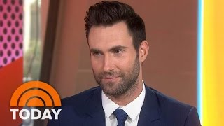 adam levine opens up about prince the voice first time fatherhood today