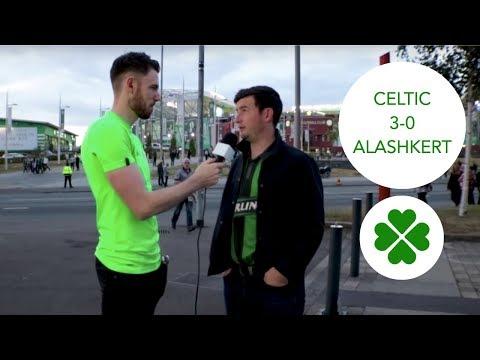 Celtic 3-0 Alashkert (Agg 6-0) | Full-time Reaction
