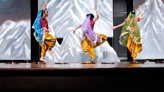 IAAI Spring Festival 2013 - Shiv Parvati Devotional Dance - Shamini Shetye