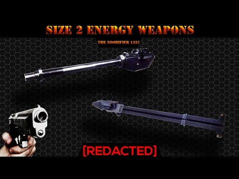 Star Citizen - Weapons - SIZE 2 ENERGY In 4Min & 40Sec
