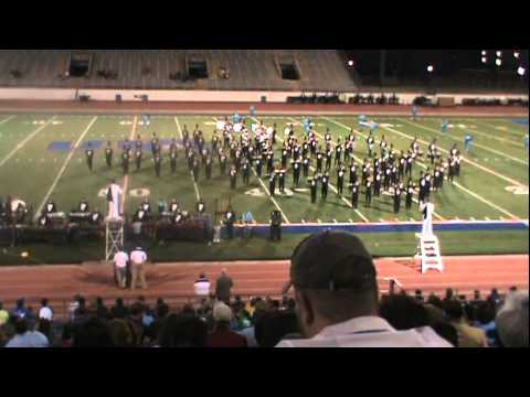 Lamar High School Band Contest Show