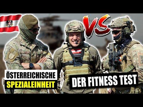 1 TAG BEIM JAGDKOMMANDO - Der Fitness Test | TEIL 1