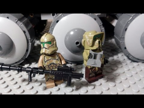 Lego Star Wars : The Battle Of Corellia, Part I