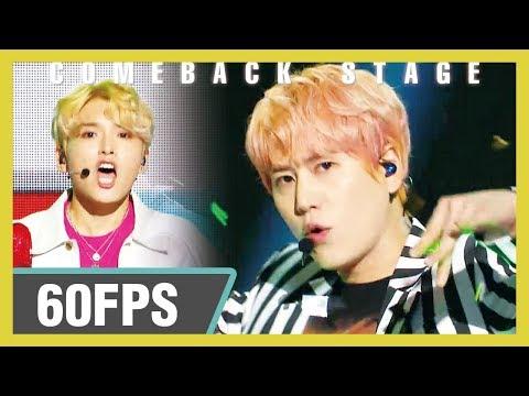 60FPS 1080P | SUPER JUNIOR (슈퍼주니어) - SUPER Clap  Show! Music Core 20191026