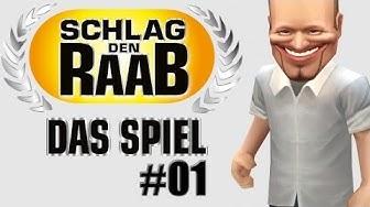 Let's Play Schlag den Raab: Das 1. Spiel [Part 1/4] - TRASHTAZMANI vs. Stefan Raab
