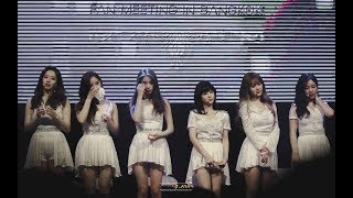 [Project/ENG CC] 170401 #TaraFanmeetinginBKK2017 Thank you for being T-ARA