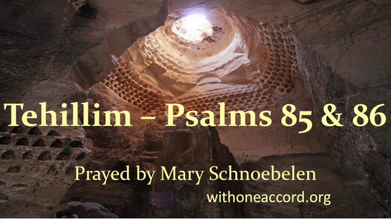 TEHILLIM - PSALMS 85 & 86