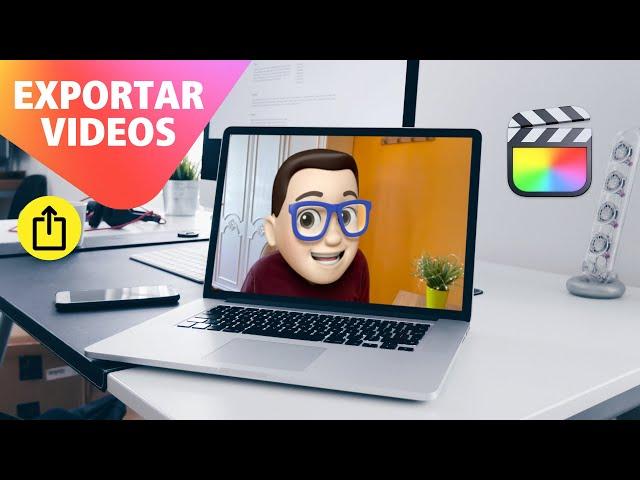 Cómo Exportar Vídeos en Final Cut Pro 🎬🎉