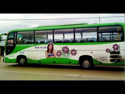 Metro Manila Buses (Philippines)