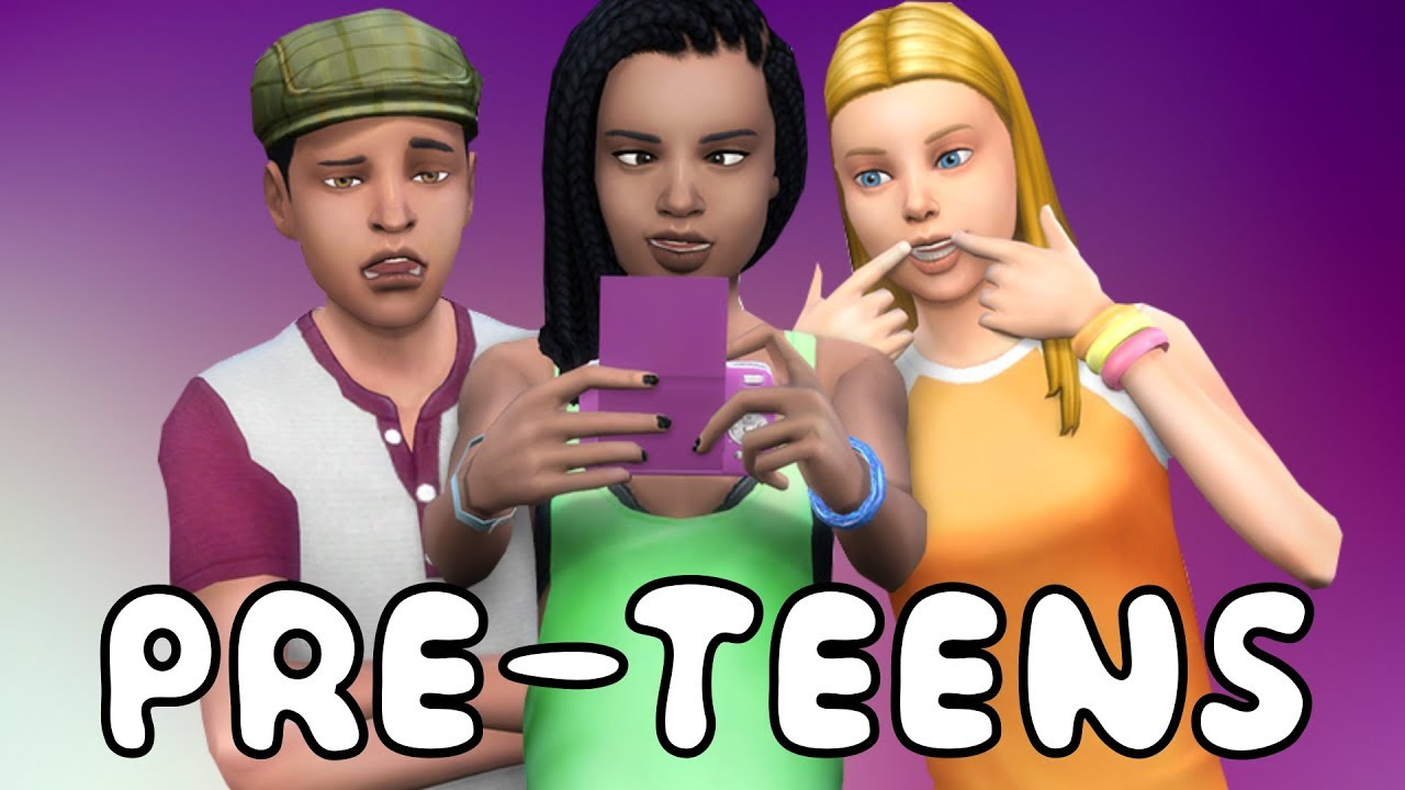 how to make a teen your girlfrind sims 4 mod