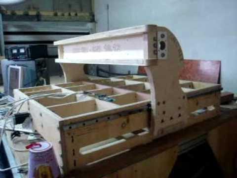 CNC FORUM ITALIA  CNC KIT HOBBY IL NUOVO PANTOGRAFO IN LEGNO A CONTROLLO NUMERICO