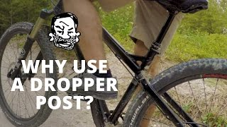 Why use a dropper post? KS Lev Integra Review