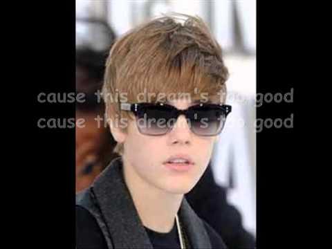 Justin Bieber- This Dream Is Too Good Lyrics