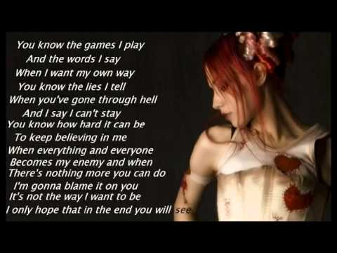 Opheliac - Emilie Autumn (with lyrics)