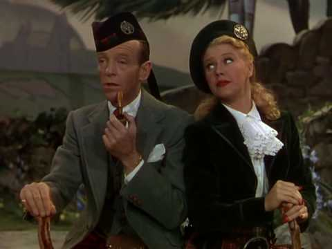 'My One and Only Highland Fling' - Fred Astaire, G...