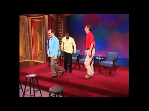 BLOOPERS/GAG REEL 1 Whose Line Is It Anyway? High Quality Season 1