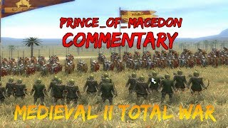 "Medieval II Total War Online Battle: ""a Prince and a Chef"""