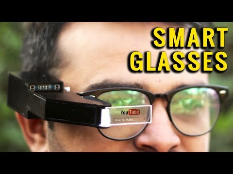How To Make Smart Glasses DIY At Home