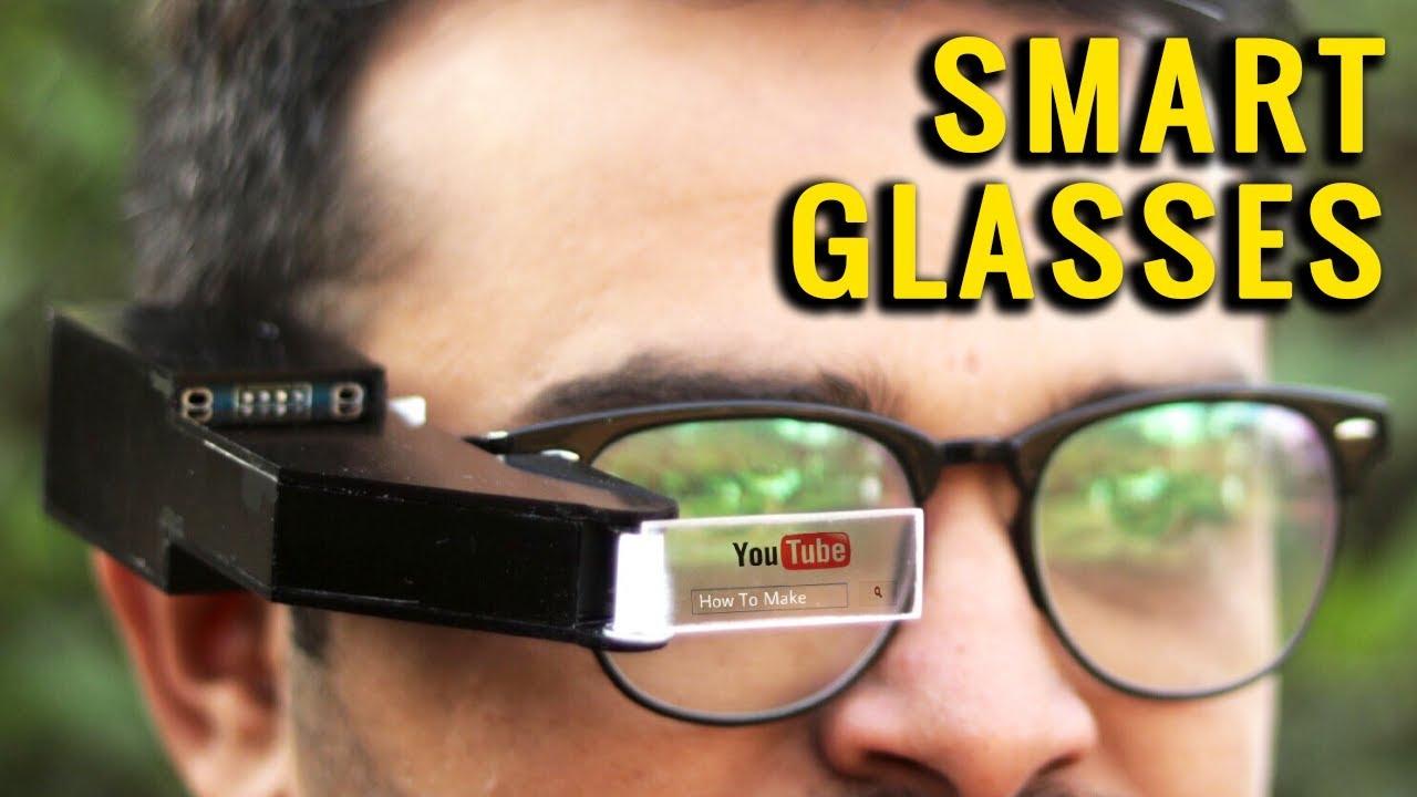 Diy Heads Up Display Glasses